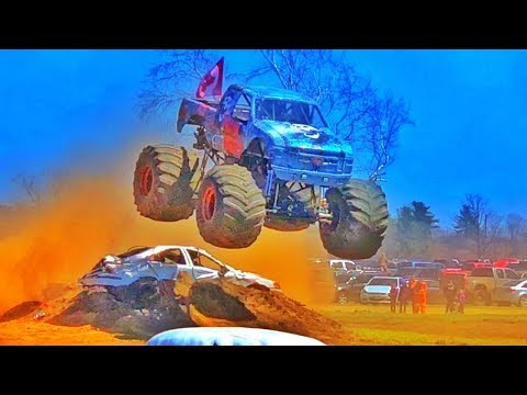 MUD Fest 2018! ALL THE TRUCKS!