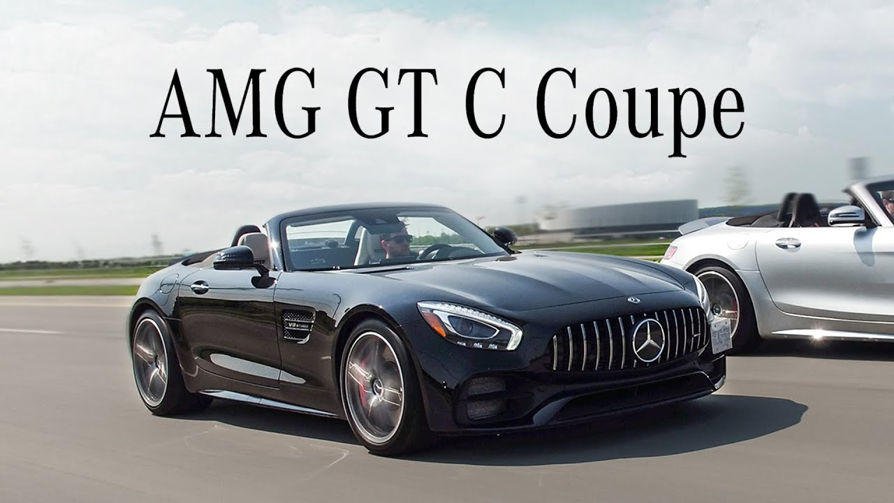 be562cdea491 2018 Mercedes-AMG GT C Roadsters Review - Obnoxiously Good - YouTube