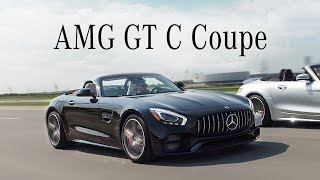 2018 Mercedes-Amg Gt C Roadsters Review - Obnoxiously Good
