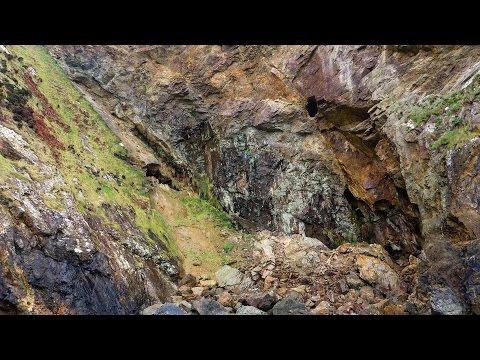 A Cornish lead and silver mine