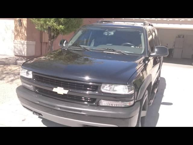 Chevy Tahoe Z71 on 26 Ballers