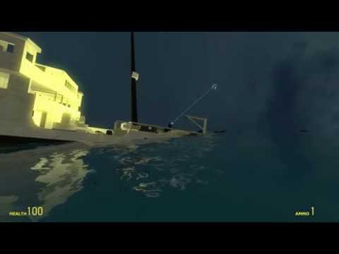 Garrys Mod - Как тонул другой Титаник