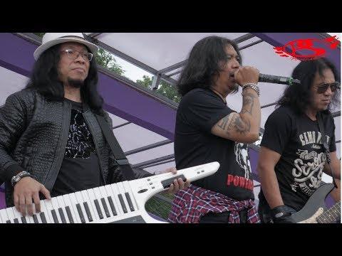 POWERSLAVES - TERUS MELANGKAH ( ANAK LANGIT BACKSONG ) DI INBOX SCTV 2018