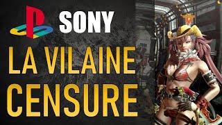 SONY: LA VILAINE CENSURE DES JEUX POUR PLAYSTATION 4