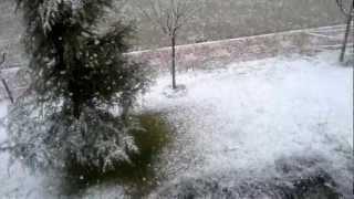 Lapa lapa Kar Yağıyor... Mutlaka İzleyin