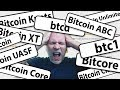 What the fork? Bitcoin Forks Explained : BTC, SegWit2x, BCH, Nodes, Forks and Block sizes Oh My!