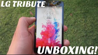 Lg Tribute Unboxing (virgin Mobile) [francotech]
