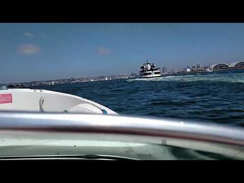 Boating San Diego bay