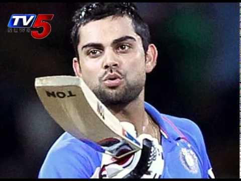 Kohli Century sets up Series Win | India wins comfortably : TV5 News
