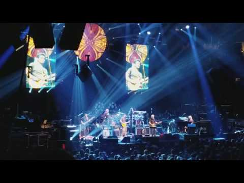Dead & Company (Boston Garden, 11.17.2017):  He's Gone