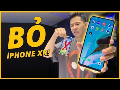 TRÊN TAY OPPO RENO 2F: MÌNH ĐÃ BỎ iPHONE XR VÌ SMARTPHONE NÀY...