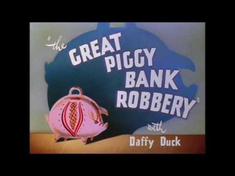 John Kricfalusi The Great Piggy Bank Robbery Commentary
