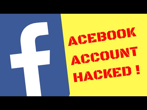 Facebook Account Hacked, Recover Facebook Account via Report compromised Account  Tips 2016