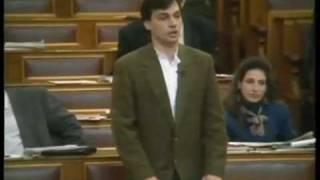 Orbán Viktor első éve az Országgyűlésben