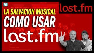 COMO USAR LAST FM por Vitaminadjs