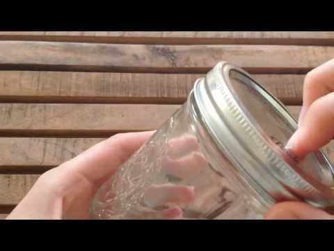 ASMR tapping, scratching, no talking - wood, glass, plastic, lids