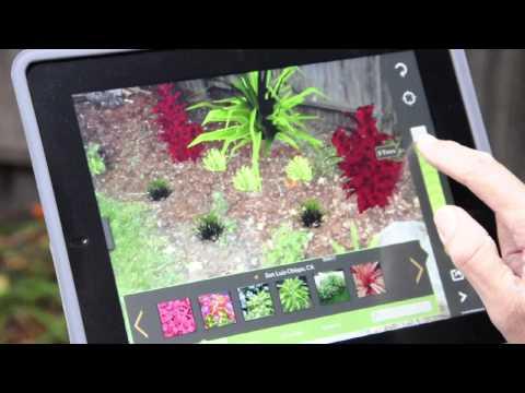 "Prelimb - 3D Garden Design App for Mobile Devices ""Know Before You Grow"""