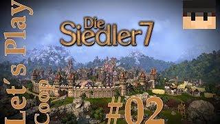 DIE SIEDLER 7 # 2 - Geologen «» Let's Play Die Siedler 7 | HD [feat. M4RC]