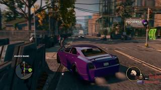 Saints Row The Third - How To Get To Girls Girls Girls Strip Club