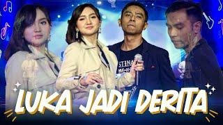 Luka Jadi Cerita - Jihan Audy Feat Gerry Mahesa ( Official Music Video )
