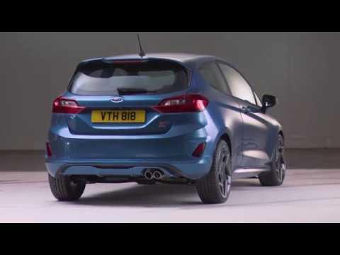 2017 Ford Fiesta ST video debut