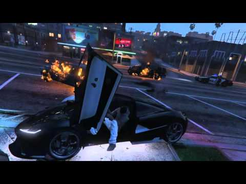 GTA Online ((Music Video)) Lil Durk Lord Don't Make Me Do It