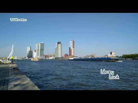 Rotterdam Nieuwe Maas - Kop van Zuid