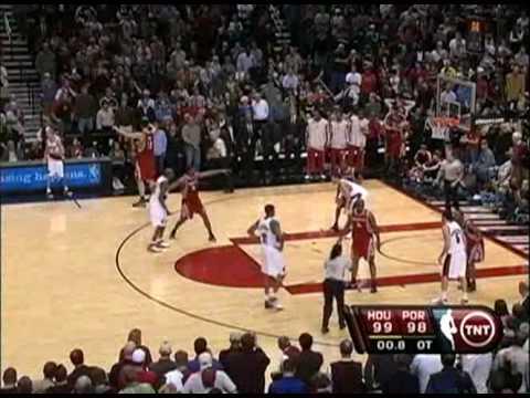 Brandon Roy's Game Winner Against the Rockets