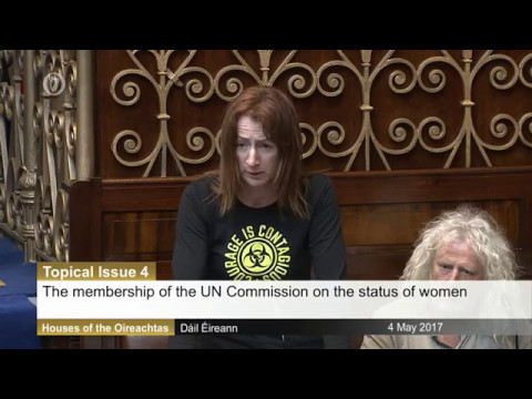 Irish FM Refuses to Disclose if Helped Elect Saudis to U.N. Women's Rights Body