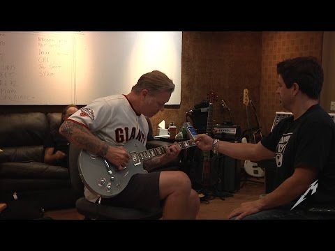 """Metallica: RIP (The Making of """"Halo On Fire"""")"""