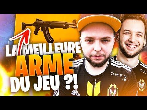 LA MEILLEURE ARME DU JEU ?! TEST NEW AK47 ft MICKALOW