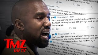 Kanye West Posts New Guidelines for His Vision of Record Deals | TMZ TV