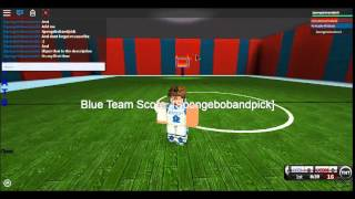 -Roblox- Playing Rugball Legends *New*