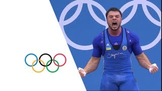 Oleksiy Torokhtiy (UKR) Wins Weightlifting 105kg Gold - London 2012 Olympics