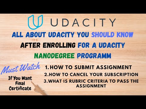 Get Udacity Premium Subscription For Free | All About Udacity You Should Know After Enrolling For ND