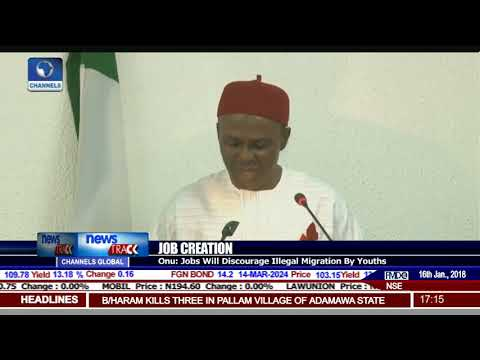 FG Reaffirms Commitment To Reducing Youth Unemployment