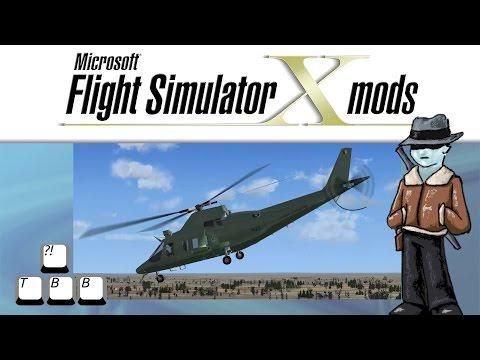 Flight Simulator X Plane Spotlight - AgustaWestland AW109