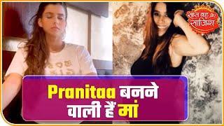 Pranitaa Pandit Is Looking Forward To Being A Mother | Saas Bahu Aur Saazish