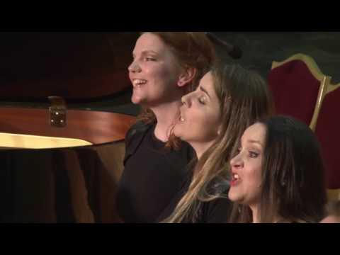 6th World Choir Festival on Musicals, Thessaloniki, Greece, May 2016, Voice Box Choir Athens