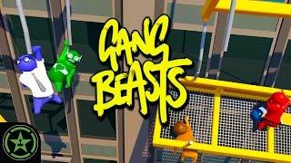 Let's Play - Gang Beasts: Head Trauma