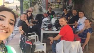 MOTOSİKLET İLE KOZAK YAYLASI GEZİSİ 06.08.2017