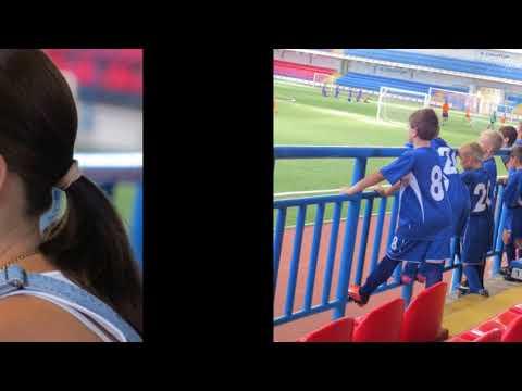 Николай Рябченко: Турнир по футболу_август 2019_дети_стадион Ильичевец Мариуполь