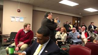 David Horowitz at Michigan State University - Q&A