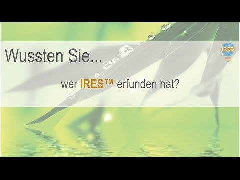 """INTENSE AG: """"Wussten Sie, wer IRES™ erfunden hat?"""" (Das """"Wussten Sie...""""-Format)"""
