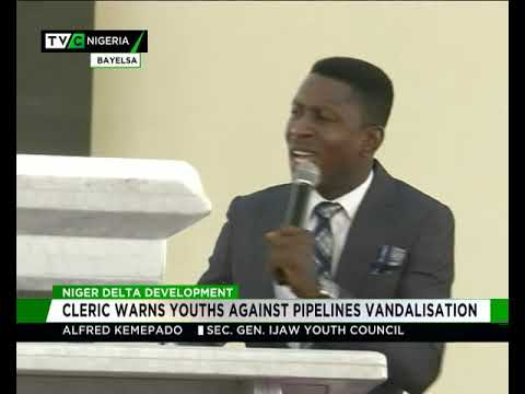 Cleric warns youths against pipeline vandalisation
