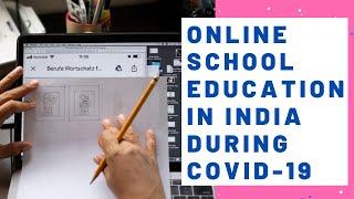 Teachers Students Online Classes Cov