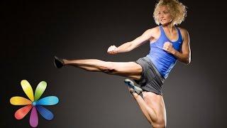 Топ-8 самых эффективных жиросжигающих упражнений - Все буде добре - Выпуск 628 - 02.07.15