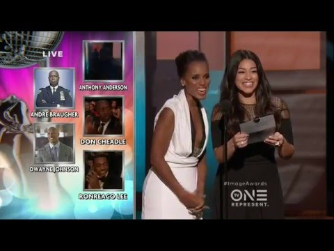 The 47th NAACP Image Awards: Anthony Anderson Wins!