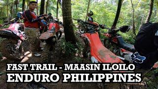 ENDURO PHILIPPINES FAST TRAIL - HONDA CRF 150L, KMX 125, XR 200, KR