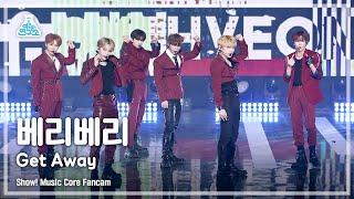 [예능연구소 4K] 베리베리 직캠 'Get Away' (VERIVERY FanCam) @Show!MusicCore MBC210327방송